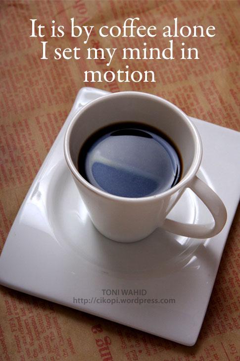 Caffettiera itu cantik