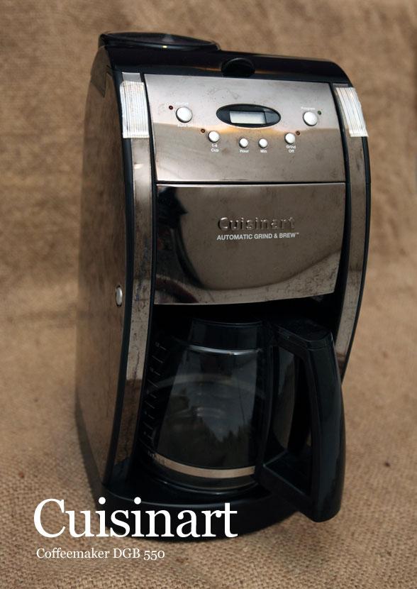 Cuisinart Coffee Maker 220 Volt : Cuisinart Coffee Maker Cikopi