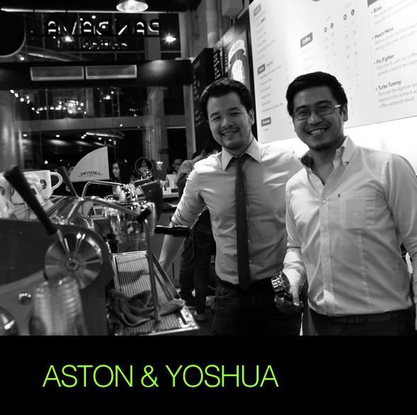 ASTON & YOSHUA