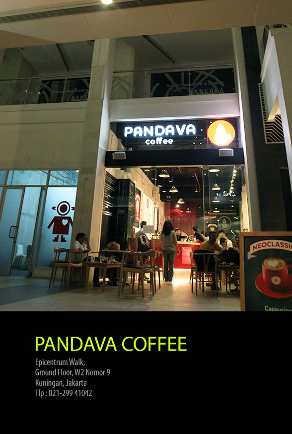 pandava coffee