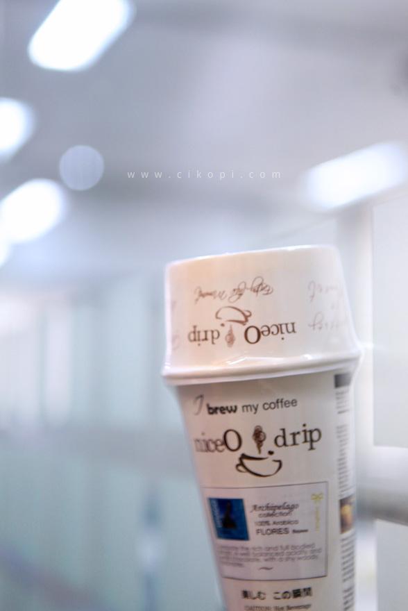 nice o drip coffee