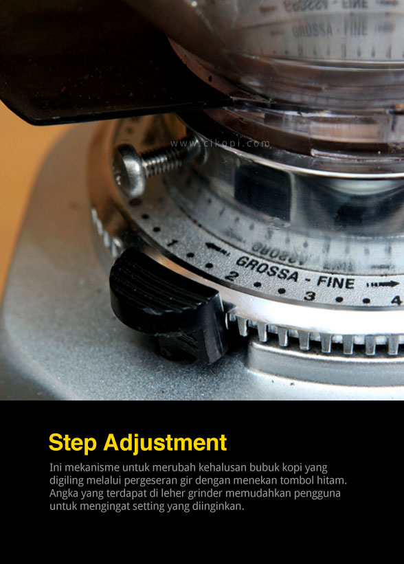 step-adjustment
