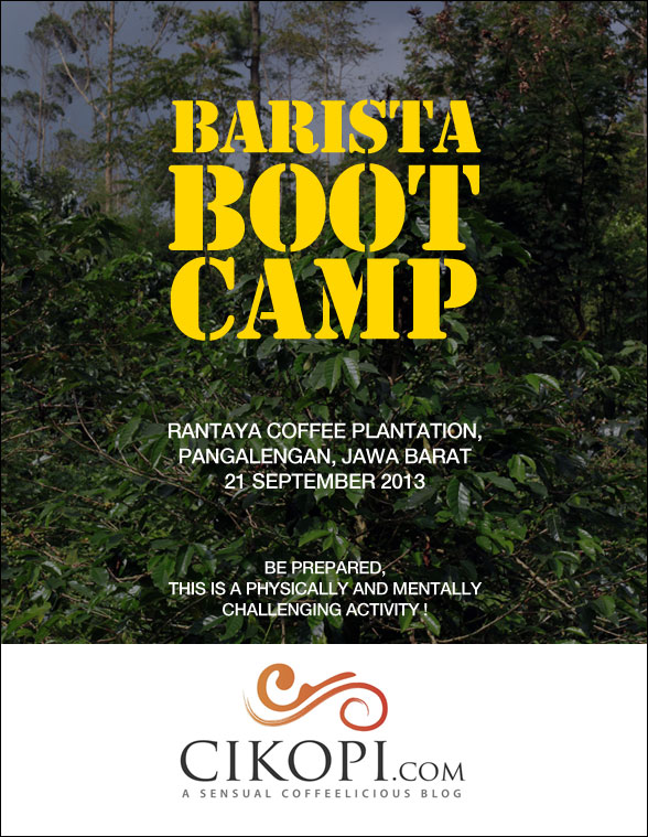 barista boot camp