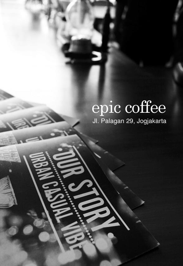 epic coffee jogjakarta