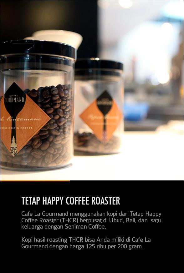 Tetap Happy Coffee Roaster