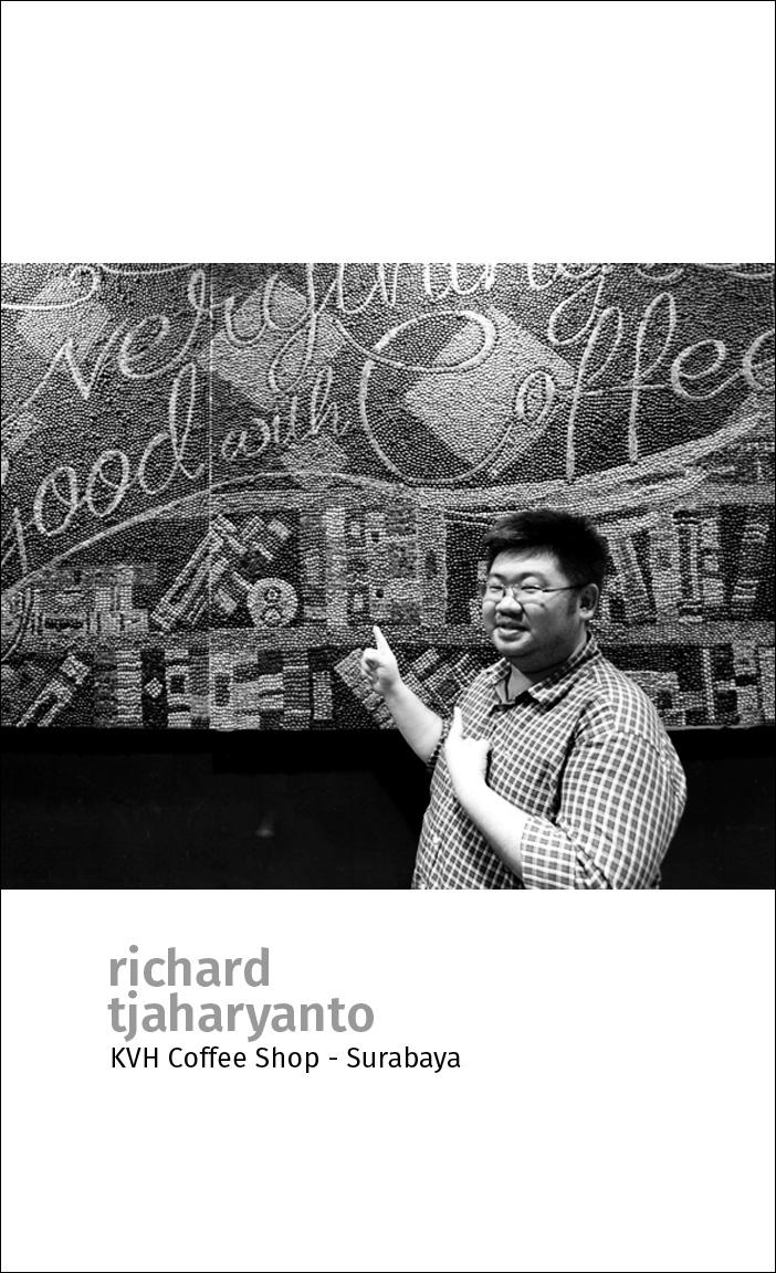 richard tjaharyanto