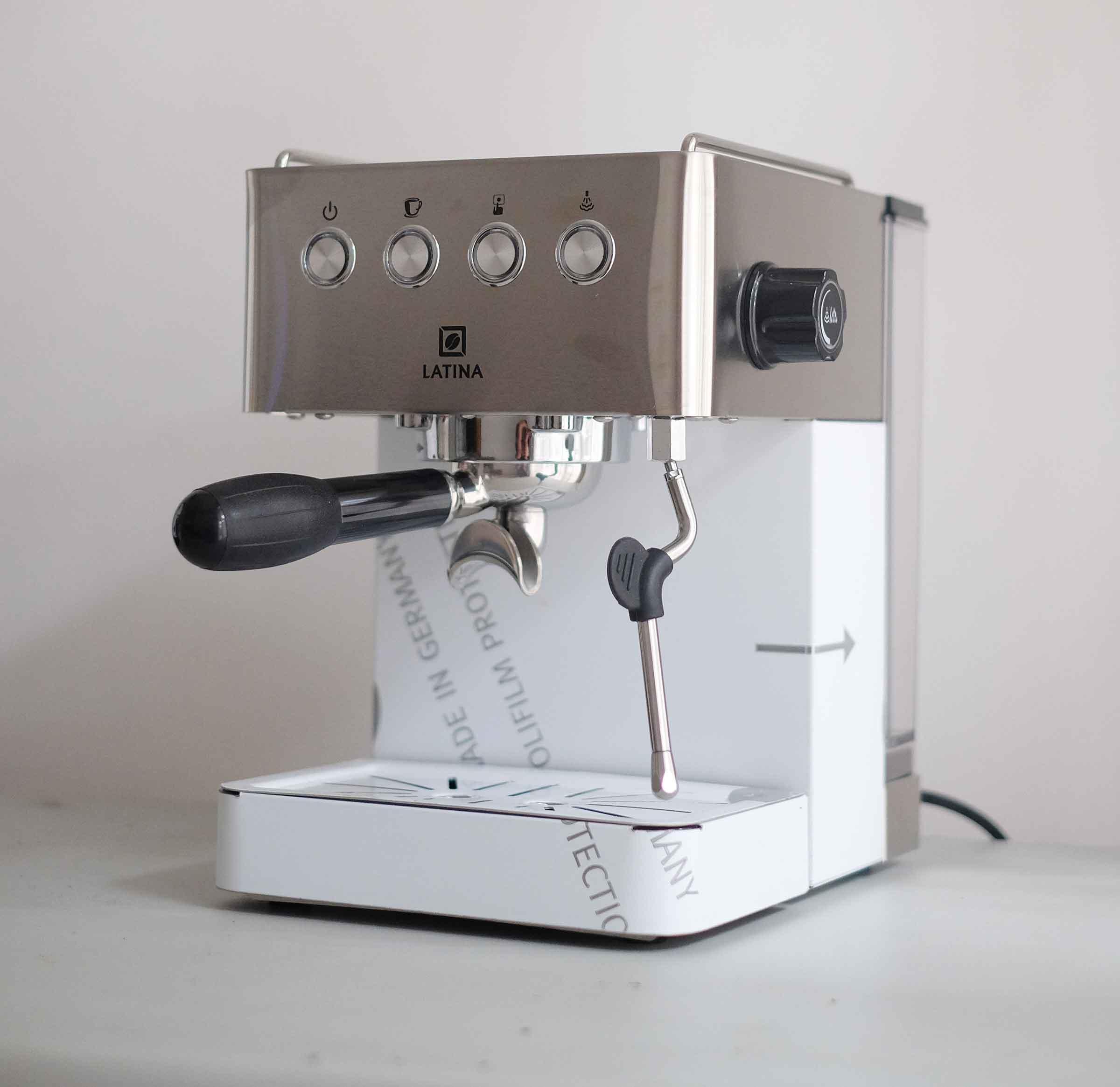Saya Merekomendasikan Mesin Espresso Latina Primo